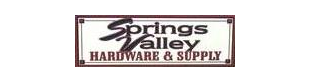 Springs Valley Hardware & Supply